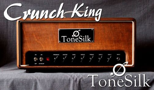 ToneSilk Crunch King