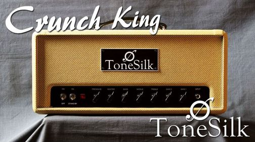 ToneSilk Crunch King Tweed
