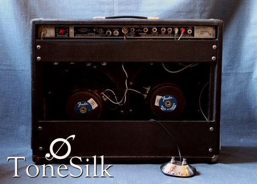 Fender Twin Reverb SF back
