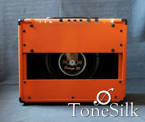 Orange Rocker 30 back