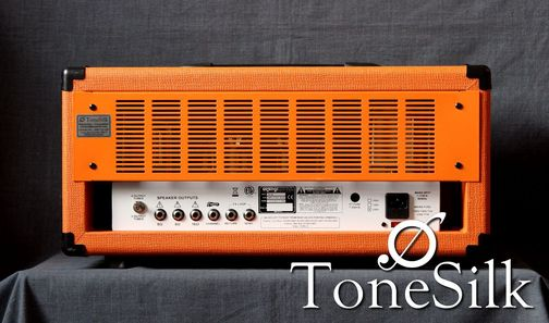 Orange TH30 back