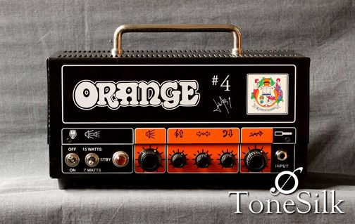 modification Orange Jim Root Dark Terror