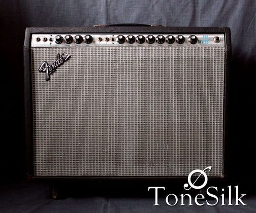modification Fender Twin Reverb avec JBL