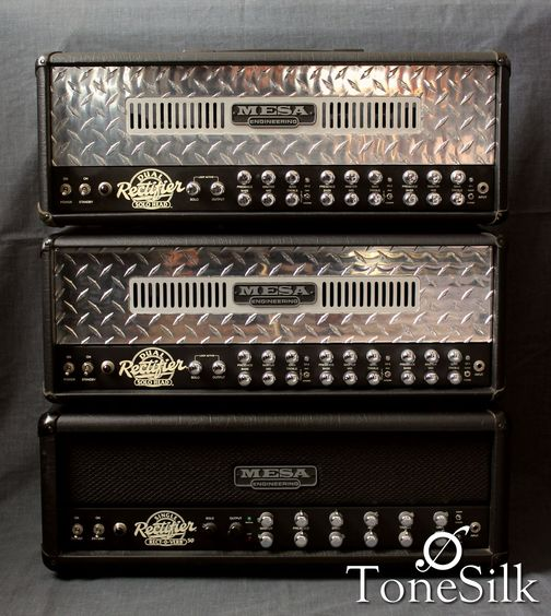 modification Mesa Boogie Single Rectifier Solo 50, Rectoverb, Dual Rectifier, Triple Rectifier